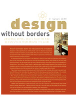 South Bay Accent Magazine Design without Borders article